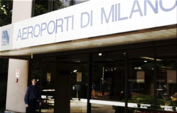 invio sms aeroporti milano